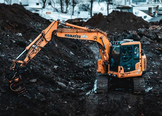 Graafmachine of bulldozer verkopen?